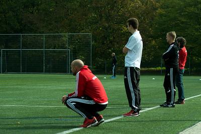 Der Trainerstab