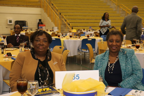 FVSU Scholarship Luncheon - Feb. 20, 2017