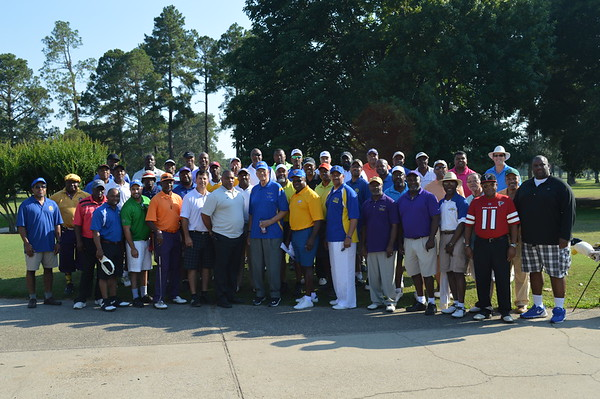 Seventh Annual Lomax-Porter Golf Tournament