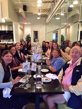 FY18 Networking Lunches + HH