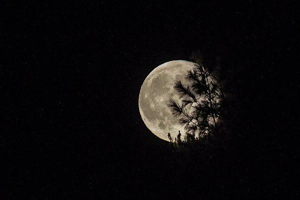 Super Moon of September 2014