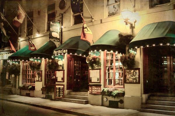 Parmesan Restaurant