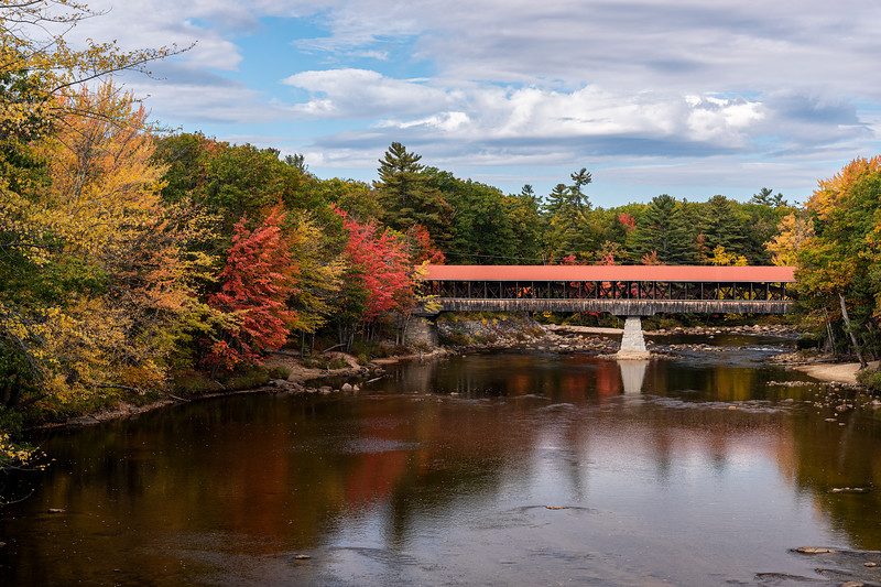 Conway covered bridge
