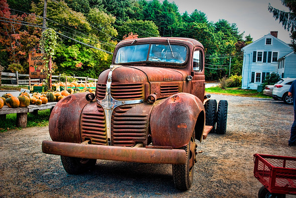 Rusty and Ready to Go. . .