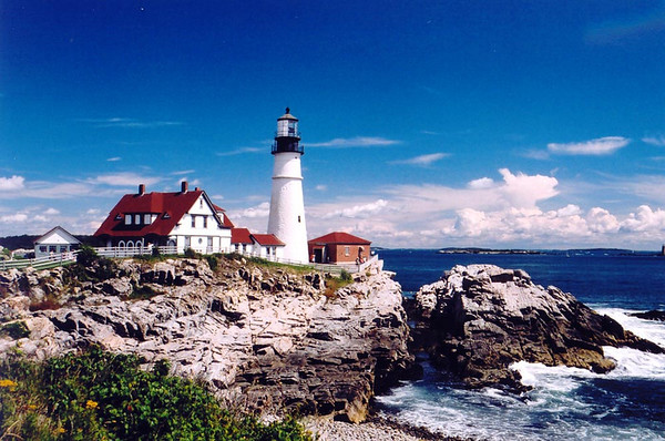 Portland Head Light - SOLD - prints available - Finalist in the Konica Minolta Photo of the Week
