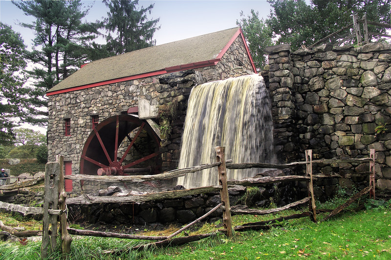 The Old Grist Mill