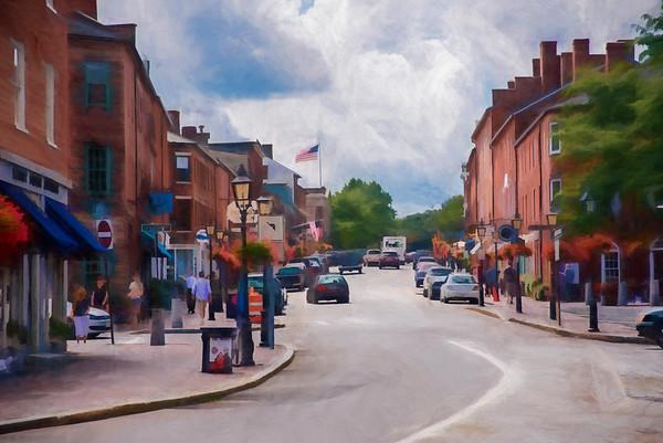 Newburyport - Downtown