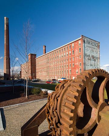 Lawrence Mfg Yard View