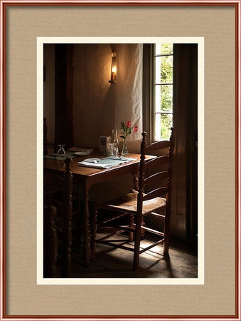 Table for Two - Sold  through Fine Art America 11/5/12