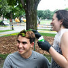 DOC First Year Trips Croo Day, Trips directorate/leader hair dying