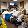 DOC First Year Trips Croo Day, Trips gear rental storage