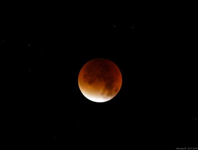 Blood Moon - Eclipse - 2015-28-09