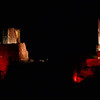 FZ50 - Lastours, Cathar Castle by Night (Sound and light)<br /> f/5.0 - 4s - 187 mm - 100 iso