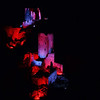 FZ50 - Lastours, Cathar Castle by Night (Sound and light)<br /> f/5.6 - 8s - 147 mm - 100 iso