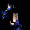 FZ50 - Lastours, Cathar Castle by Night (Sound and light)<br /> f/5.6 - 6s - 198 mm - 100 iso