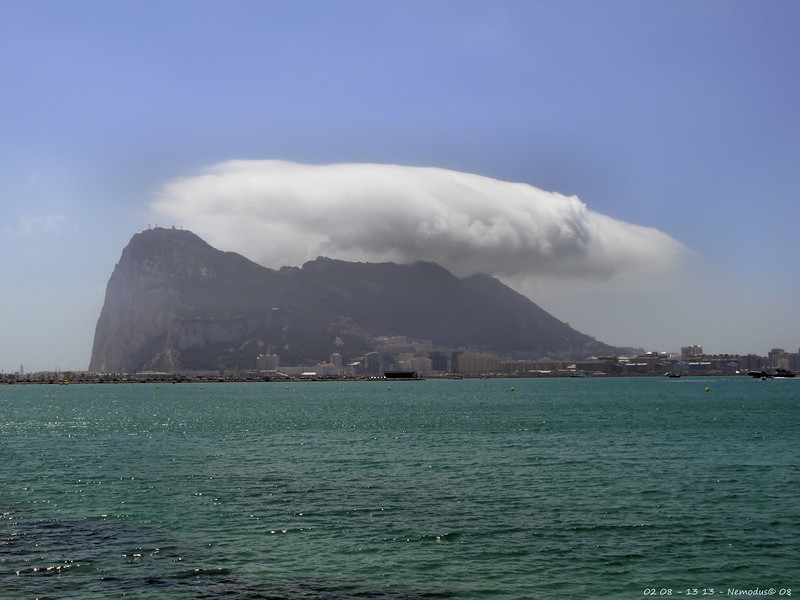 Gibraltar<br /> - F8.0 - 1/640 - 54mm - 100 ISO