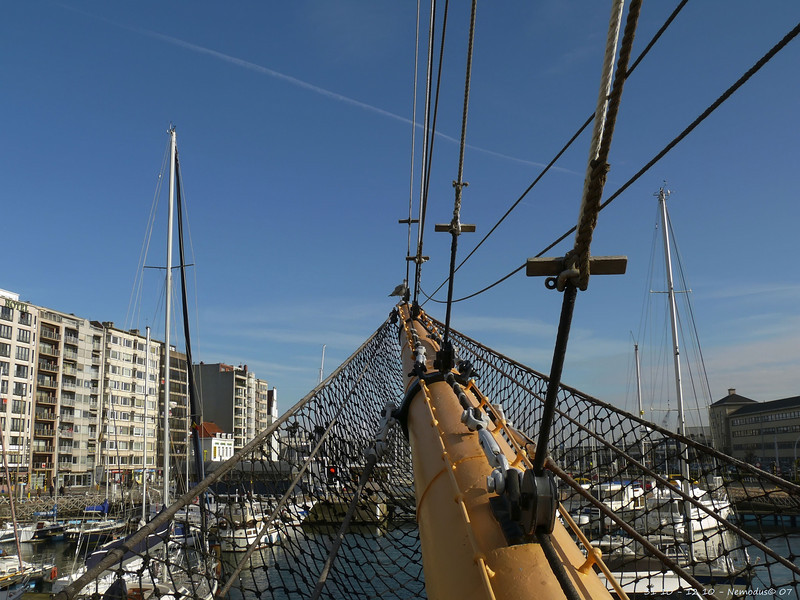 Le Mercator - Ostende<br /> - F5.6 - 1/640 -  35 mm - 100 ISO