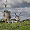 Kinderdijk Windmills<br /> FZ50 - f/5.6 - 1/1000 - 106 mm - 100 ISO - 0 EV