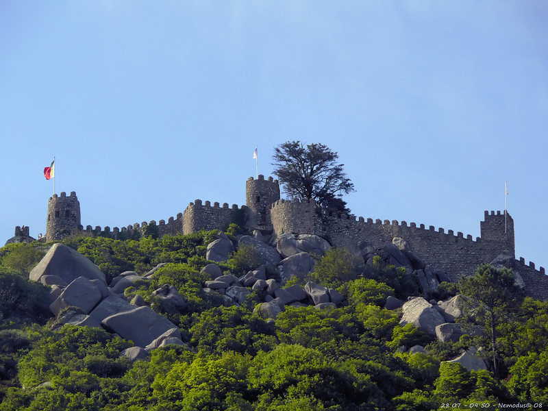 Sintra<br /> - F5.6 - 1/320 - 291mm - 100 ISO