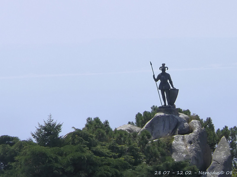 Sintra<br /> - F7.1 - 1/400 - 748mm - 100 ISO