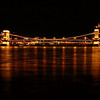 FZ50 -  Budapest Chain Bridge<br /> - Flash white balance - -1 EV<br /> - f/5.6 - 2s - 49mm
