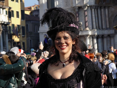 2010 - Carnival of Venise - First day - Sunday - Open Show - Parade
