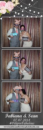 Fabiana & Sean Wedding