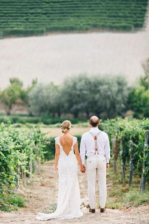 Fabienne + Fabio Wedding