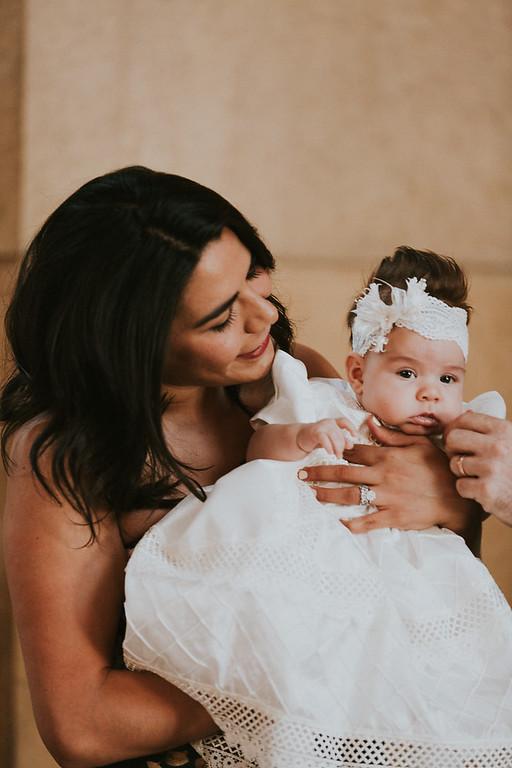 Fabiola & Neil Baptism
