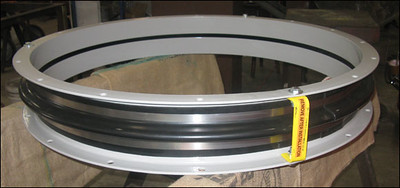Neoprene Fabric Expansion Joint (#113108 - 09/12/2011)