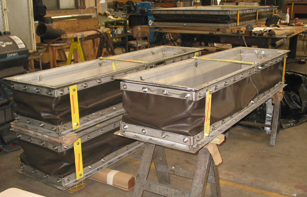3 Fabric Expansion Joints (11/09/2005)