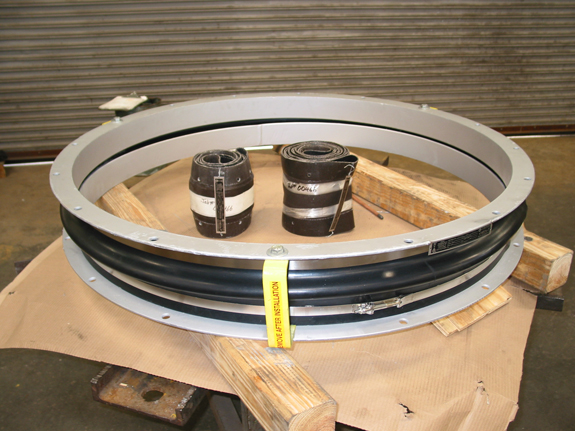 "42"" I.D. Rubber Expansion Joint (10/23/2004)"