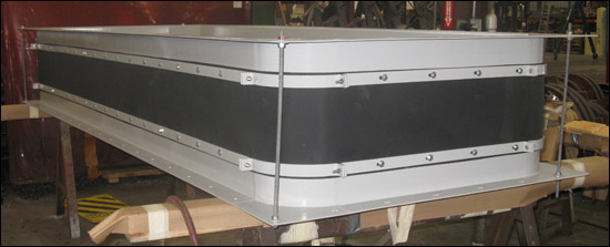 Fabric Expansion Joint (#111372 - 03/28/2011)