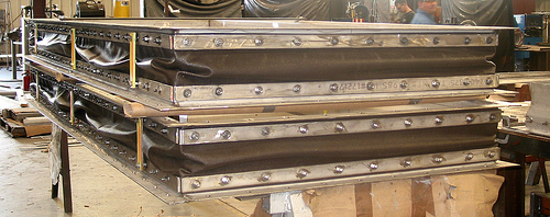 17 Rectangular Fabric Expansion Joints (01/28/2005)