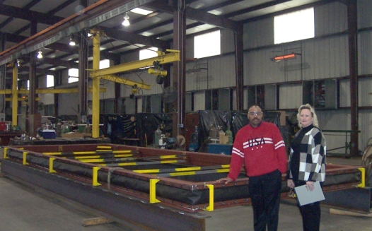 High Temperature Fabric Expansion Joint (04/19/2002)