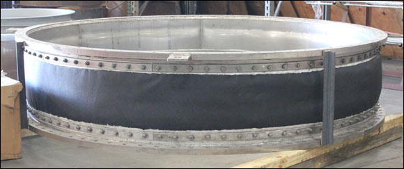 Fabric Expansion Joints (#112416 - 10/20/2012)