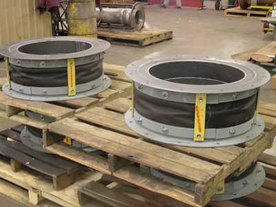 Round Fabric Expansion Joint