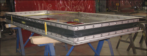 Fabric Expansion Joint (#113108 - 11/28/2011)