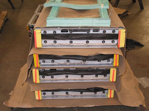 High Temperature Rectangular Fabric Expansion Joints (07/15/2005)