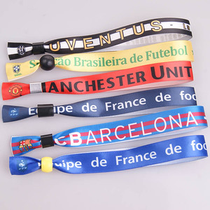 Satin Sublimation Wristband