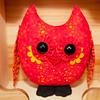 """Owl Pal """"Fire"""""""
