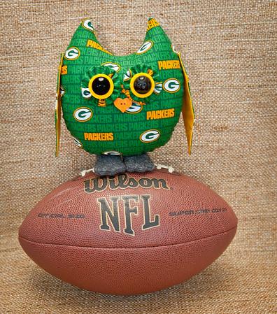 Green Bay Packers Owl Pal $23 + Shipping