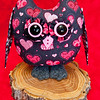 Valentine Owl Pal - $23 + shipping