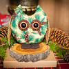 Woodsy Pine Cone Owl Pal $23 + Shipping