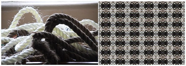 Black and White Rope, West End, QLD