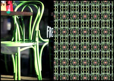 Cafe Chair, Fortitude Valley, QLD