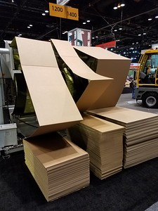 PackSize cardboard boxes on demand