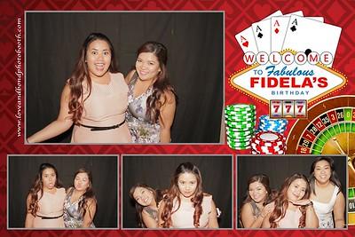 Fabulous Fidela's Birthday
