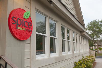 Spice Asian Fusion on Seabrook Island