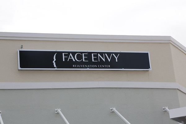 Face Envy Grand Opening 5-10-2018